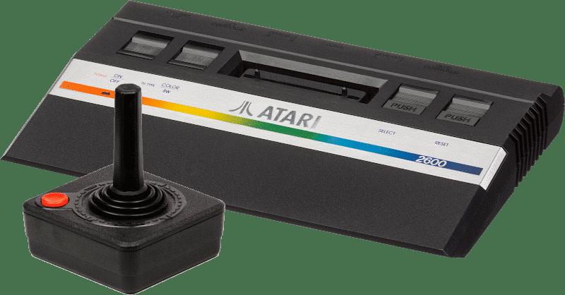Atari 2600 & Joystick