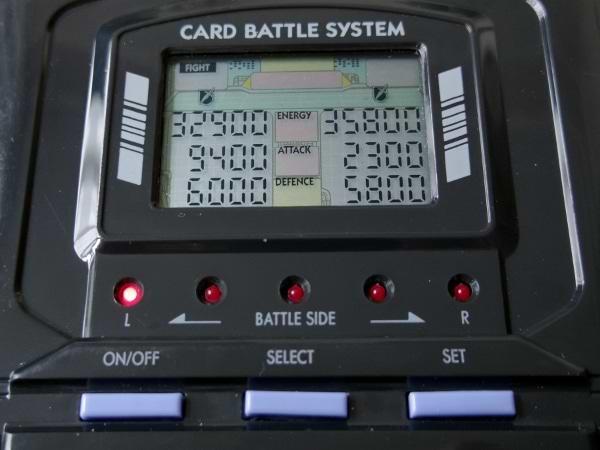 Barcode Battler Vesus Mode