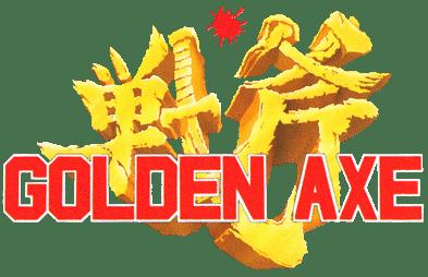 Golden Axe logo