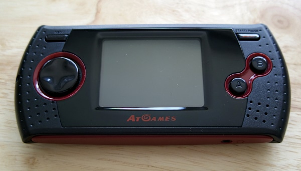 Atgames arcade player