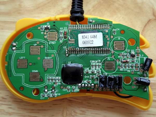 Circuit board - Front